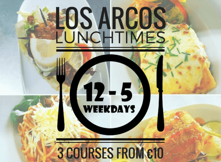 los_arcos_lunchtime_menu